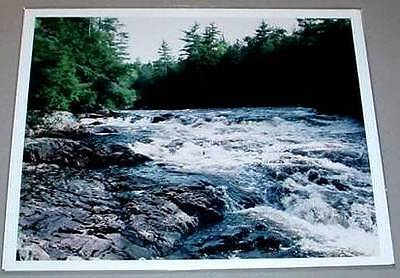 MACHIAS RIVER MAINE - Champion International Photo
