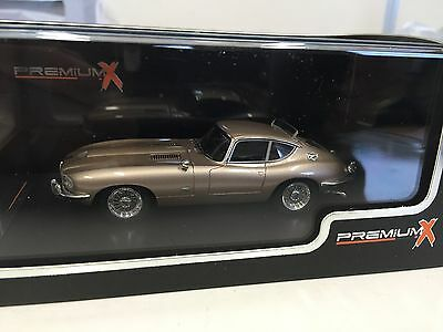 Jaguar E-Type Loewy 1966 1:43 IXO  LIMITED EDITION-PR243