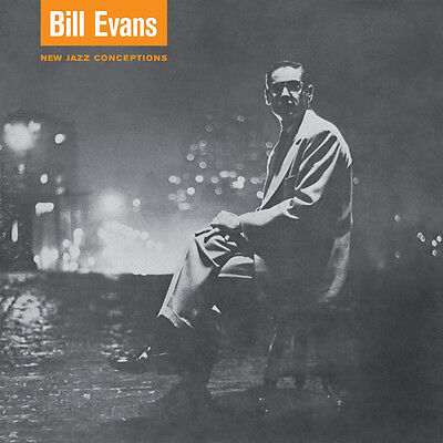 Bill Evans New Jazz Conceptions Lp Vinyl New 33Rpm