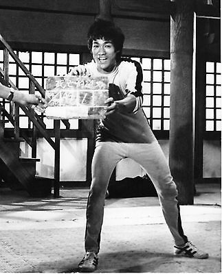 Bruce  Lee   -  Game  Of  Death  -  8   X  10   Glossy  Photo  Reprint