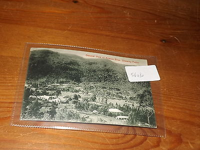 Old CEYLON  postcard our ref #56080 NUWARA ELIYA SHOWING PEDRO C.1911