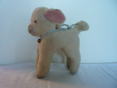 1950's Hygienic Toys Chad Valley Vintage Lamb