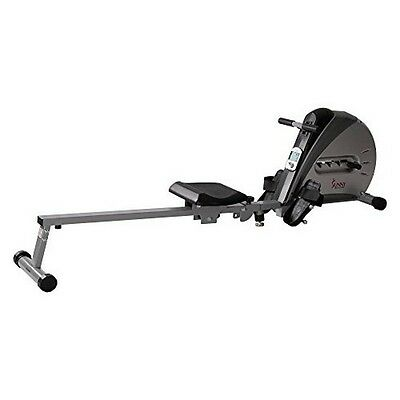 Sunny Health & Fitness SF-RW5606 Elastic Cord Rowing Machine NEW