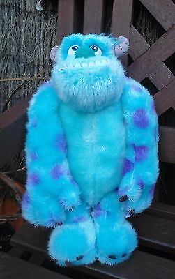 Disney Monsters Inc Talking Sully Cuddly Soft Toy 14 inches