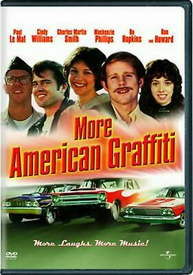 More American Graffiti - DVD Region 1 Free Shipping!