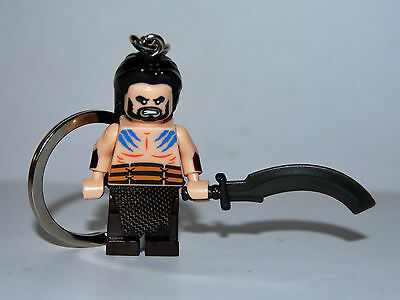 Drogo Khal Dothraki Keychain - From Game Of Thrones