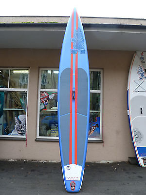 INFLATABLE SUP-BOARD STARBOARD ASTRO RACER DELUXE 2016 - 14'0 x 28 x 6 (NEU)