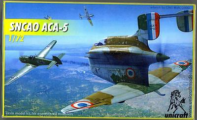 Unicraft Models 1/72 SNCAO ACA-5 French WWII Fighter Project