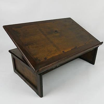 Antique Wooden Writing Reading Slope