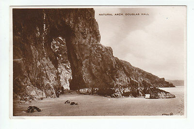 Natural Arch Douglas Hall Kirkcudbright 1902 Real Photograph Taylor Patterdale