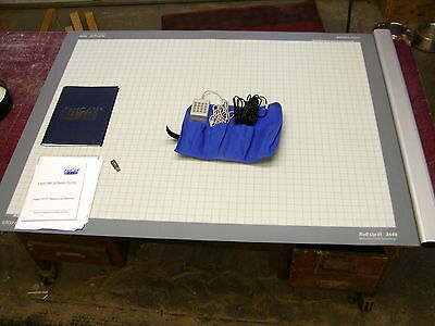 Fastcam Professional FastCOPY system w/ Digitizer and cursor, woodworking, metal