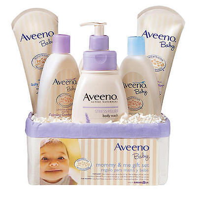 New Aveeno Baby Mommy and Me Gift Set Model:19963377