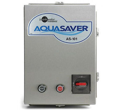 In-Sink-Erator AS-101K-2 AquaSaver S/s Disposer Control Panel 1-ph