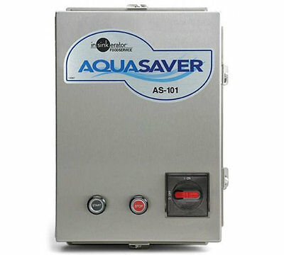 In-Sink-Erator AS101K-6 AquaSaver S/s Disposer Control Panel 1-ph