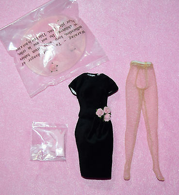 """Tonner 10"""" Tiny Kitty Garden Club Luncheon Outfit Fits Simone Rouge"""