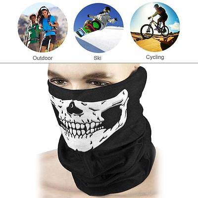 New Ski Face Mask Cover Hat Cap Motorcycles Balaclava Winter Skull BIke Biker HY