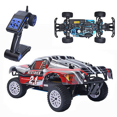 HSP 2.4Ghz Remote Control 1/10 RC Car Nitro Off Road Short Course Truck 94155