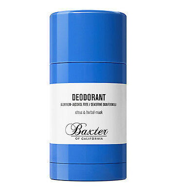 Baxter of California Deodorant Stick Roll on Men's grooming *BWNT*