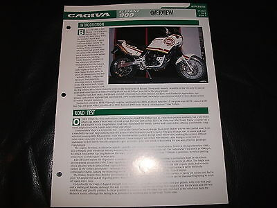 CAGIVA ELEFANT 900 overview from essential superbikes