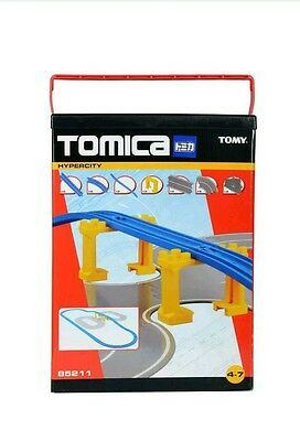 Tomy Tomica 85211 Hypercity Road & Rail Expansion Pack + Bridge and Tunnel packs