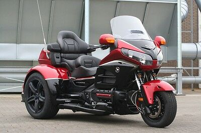 Honda Goldwing Gl1800 Eml X-Gt Trike Conversion