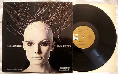 Mort Garson - Electronic Hair Pieces - Anno 1970