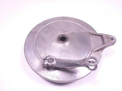 82 Yamaha Maxim XJ750 Rear Drum Brake