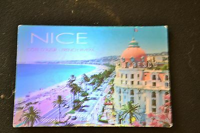 France /nice/french riviera/fridge magnet.! 96mmx68mm