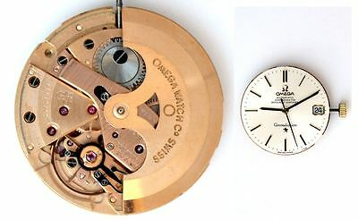 OMEGA CONSTELLATION 564 original automatic watch movement working  (4784)