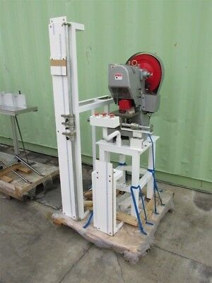 New! Nein Made Punch Press Model Chcl-Ce03 *110 V Single Phase*