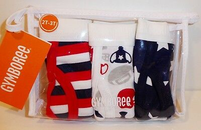 Carter/'s Underwear Underpants Boys 3 Pack Briefs Tag-Free Sz 2-3Toddler NIP