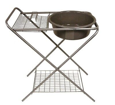 Deluxe Washing Up Stand with Bowl