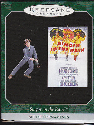1998 Hallmark Singin' in the Rain Miniature Ornament