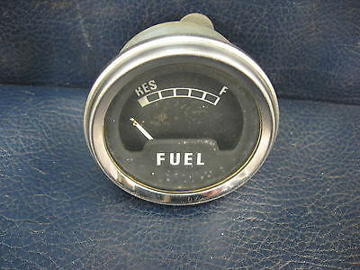 Honda GL1000 Fuel Meter Gauge Gold Wing 1979