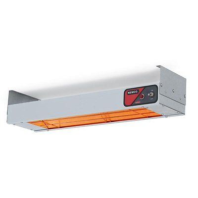Nemco 6150-24 24in Infrared Strip Heater / Food Warmer