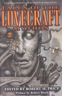 Tales of the Lovecraft Mythos by Paperback Book (English)