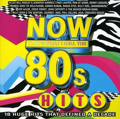 Various Artists - Now 80's Hits / Various [New CD]