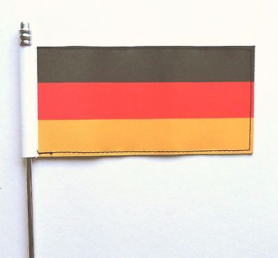 Germany Federal Ultimate Table Flag