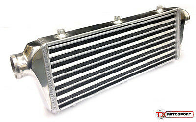 Universal FMIC Intercooler Tube Fin Design 600mm x 180mm x 60mm With 57mm Inlets