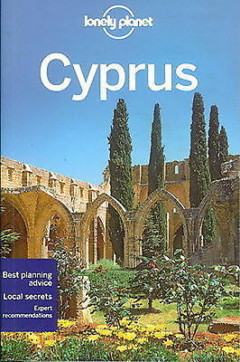 Cyprus Lonely Planet Travel Guide - Cyprus 2015