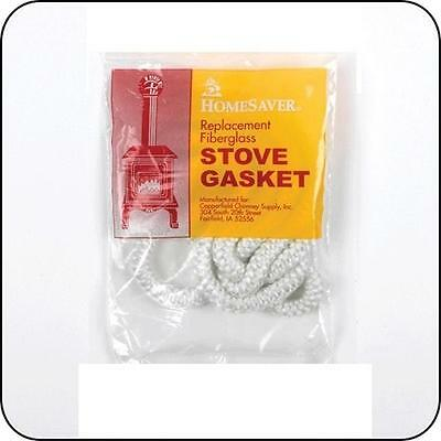 A.W. Perkins Co 1091W HomeSaver White Gasket Rope 1/2 Inch x 84 Inch