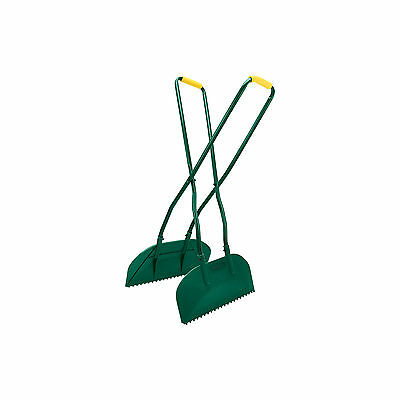 Draper Garden Leaf Grabber Sweeper Collector Collection Hand Tool For Leaves