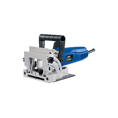 Draper Storm Force Biscuit Jointer Joiner Wood Cutting Joinery Power Tool 900W
