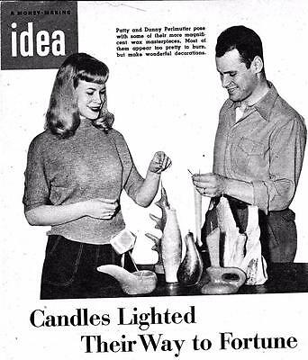 How To Make A Fortune  Making Candles Big Money From Beautiful Candles #496