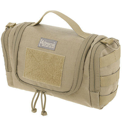 Maxpedition MX1817K Aftermath Compact Multi Compartment Toiletry Bag
