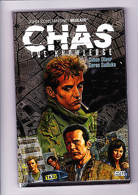 Hellblazer: Chas The Knowledge  Good Condition