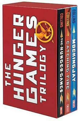 The Hunger Games Trilogy Box Set: Paperback Classic Collection by Suzanne Collin
