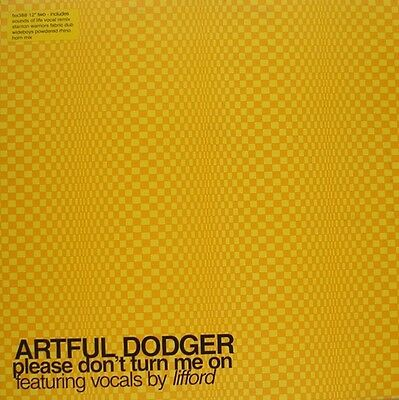 Artful Dodger Please Dont Turn Me On Vinyl Single 12inch FFRR Records
