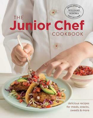 Junior Chef Cookbook by Williams -. Sonoma Test Kitchen Hardcover Book (English)