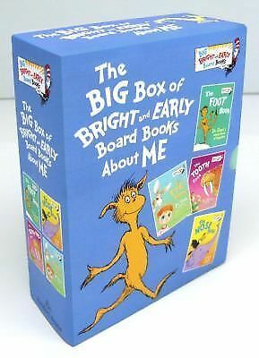 Big Bright and Early Board Book: The Big Box of Bright and Early Board Books...